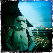 Stormtrooper at Express Game