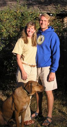Joe and Molly Kreuzman