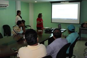 Avances del proyecto Coyuca Resiliente al Clima