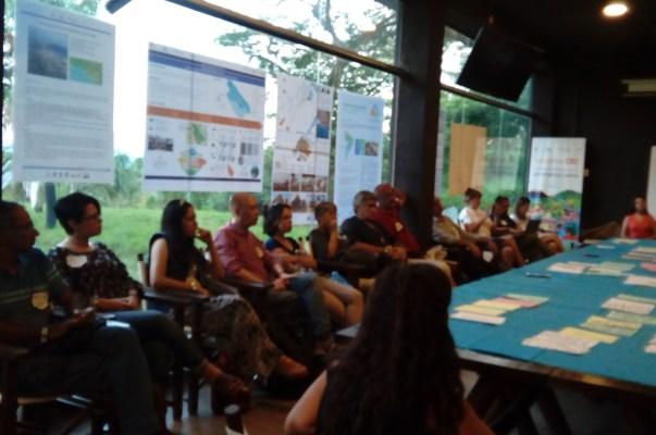 Encuentro en Tarapoto, Perú; generando conocimientos