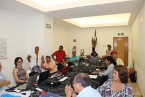 Capacitación mapeo participativo –  Observatorio del derecho a la vivienda