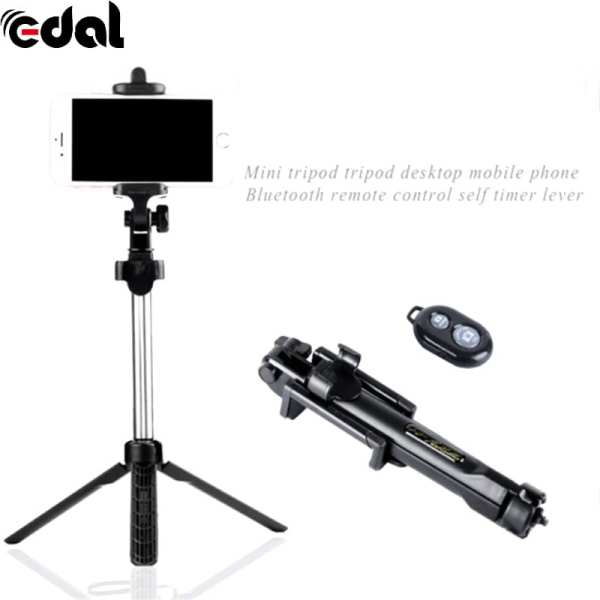 Bluetooth Selfie Stick with Mini Selfie Tripod with Remote Control for iPhone X XS XR 8