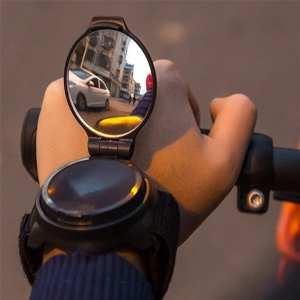 Bicycle Wrist Mirror
