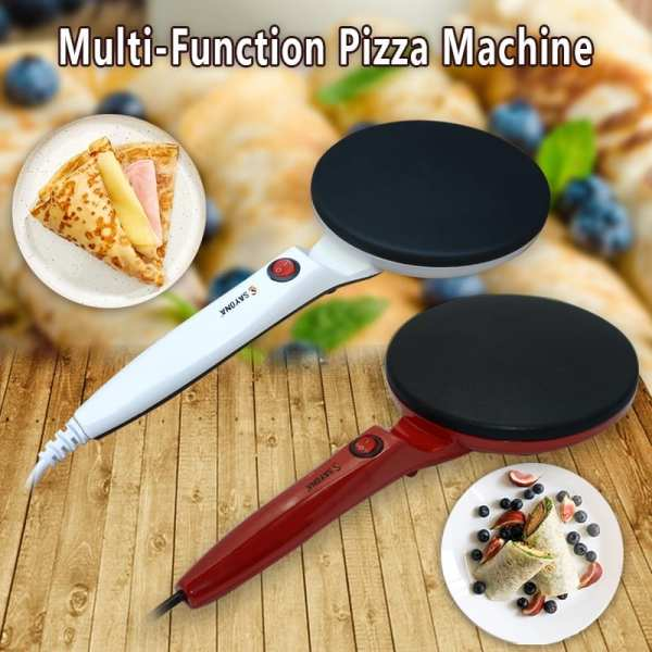 Portable Electric Crepe Maker