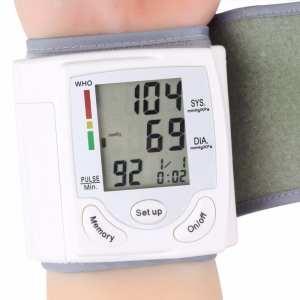 Wrist Digital Blood Pressure Meter