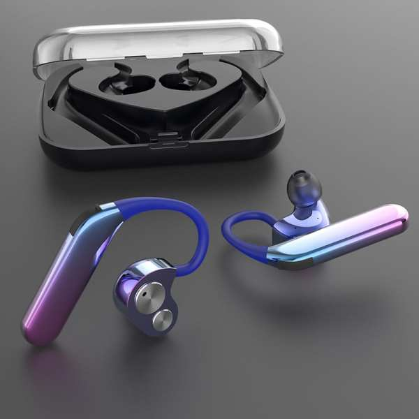 The Blue Pods X6 Wireless Bluetooth Earbuds