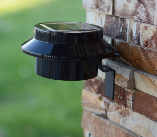 HobbyLane Solar Led Wall Light Waterproof Solar Light for Garden Lawn Villa Fence Decoration Light