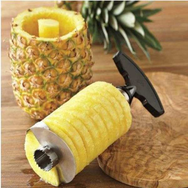 Stainless Steel Pineapple Peeler