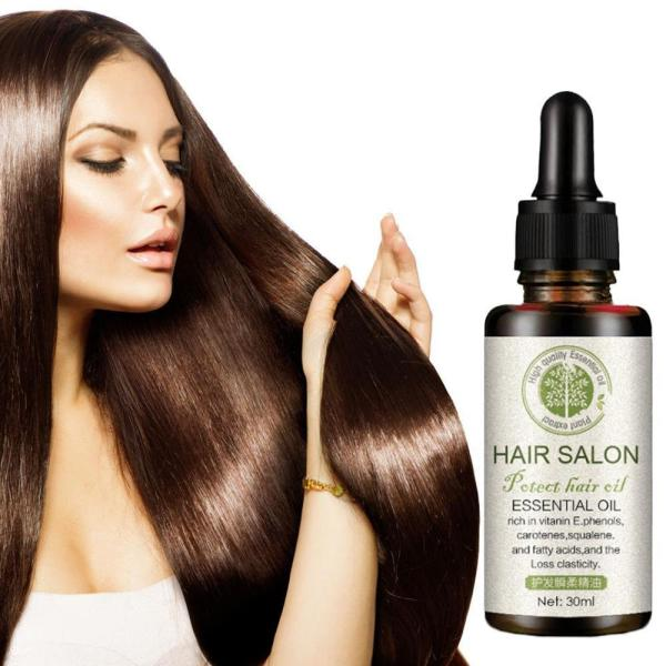 Hair Growth Essential Oils Essence Prevent Thinning Hair Hair Regrowth Serum Perfect Hair Essential Oil 30ml