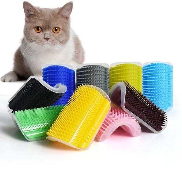 Cat Self-Groomer Massage Kit