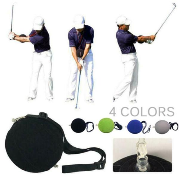 New Golf Smart Inflatable Ball Golf Swing Trainer Aid Assist Posture Correction Tour Striker Smart Ball