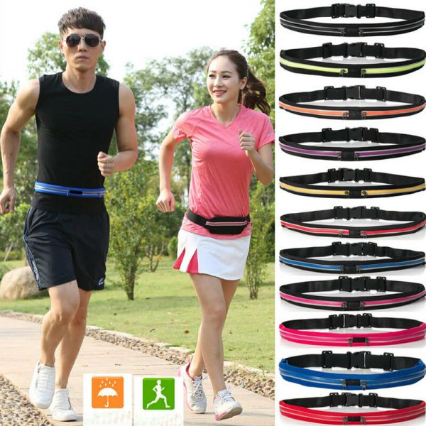 New Sale Waterproof Cycling Bum Bag Outdoor Phone Anti theft Pack Belt Bags Sports Running Fitness