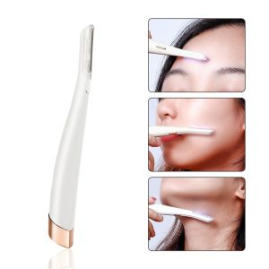 Shaver Lady Face Epilator Face Hair Remover Electric Ladies Shaver Painless Expoliates Dead Skin Tool Skin 3