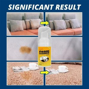 30ml Multi purpose Foam Cleaner Anti aging Cleaning Automoive Car Interior Home Cleaning Foam Cleaner Home 5