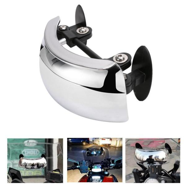 Universal Motocross 180 Degree Safety Rear View Mirror Motorcycles Blind Spot Mirrors Rearview Accessories Fit for
