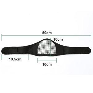 Health Care Neck Support Massager 1Pcs Tourmaline Self heating Neck Belt Protection Spontaneous Heating Belt Body 4
