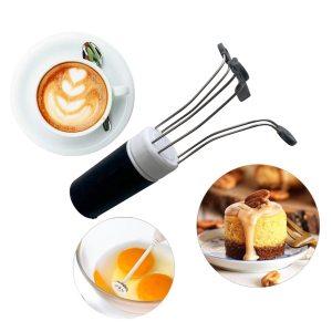 3 Speed Adjustable Automatic Stirring Crazy Whisk Stick Blender Sauces Soup Egg Cream Mixer Auto Stirrer 3