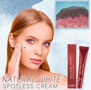 Natural White™ Spotless Cream