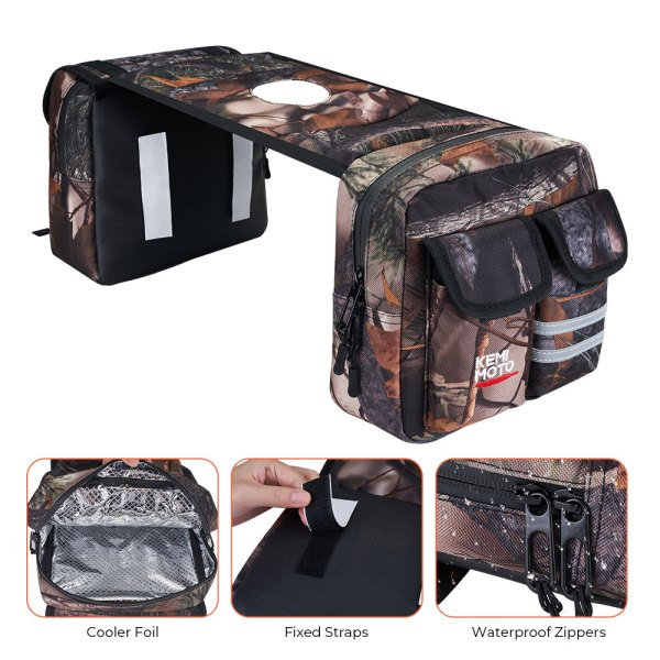 Fuel Tank Bag Motorcycles ATV for Polaris Sportsman 500 800 1000 xp for Can Am for