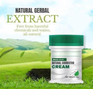 White Spot Natural Corrector Cream