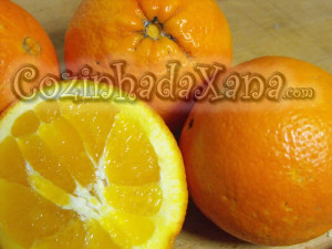 As frutas - A laranja