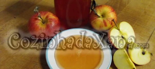 Geleia de maçã