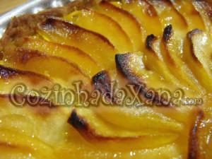 Tarte de maçã francesa