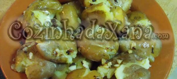 Como fazer Batatas a murro