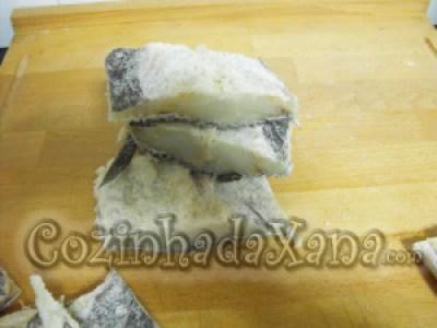 O Bacalhau (Como cortar e escolher)