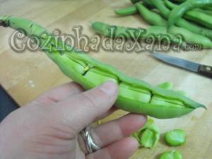 Leguminosas verdes