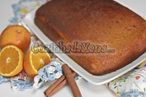 bolo de laranja