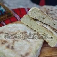 Bolo do caco (receita tradicional da Ilha da Madeira)