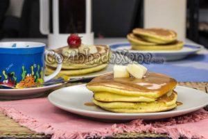 Panquecas Americanas (pancakes)