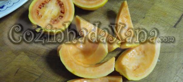 Marmelada de goiaba (Goiabada cascão)