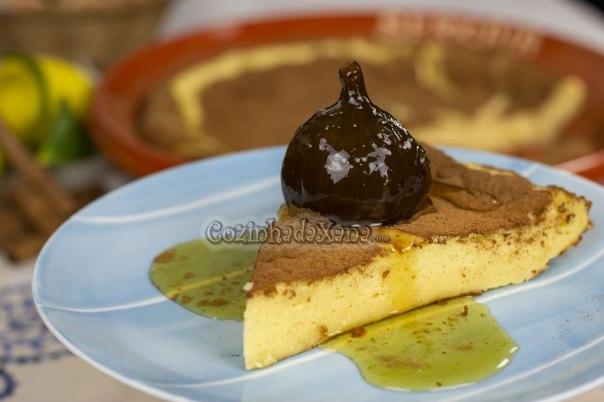 Sericaia ou cericá (doce típico de Elvas)
