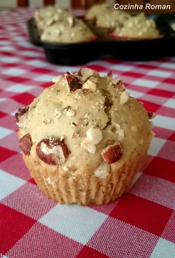 bolo de avelã