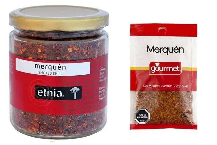 Merkén ou merquén   Mistura de ervas e especiarias   Cozinha Técnica