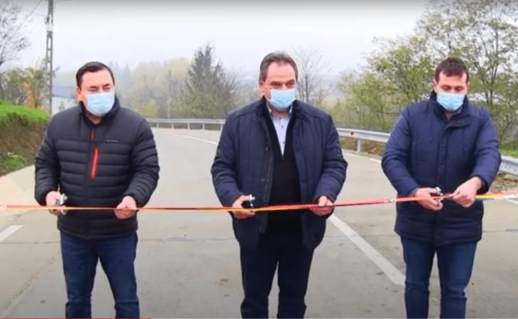 Recepția lucrărilor pe drumul Cozmești - Ciohorăni