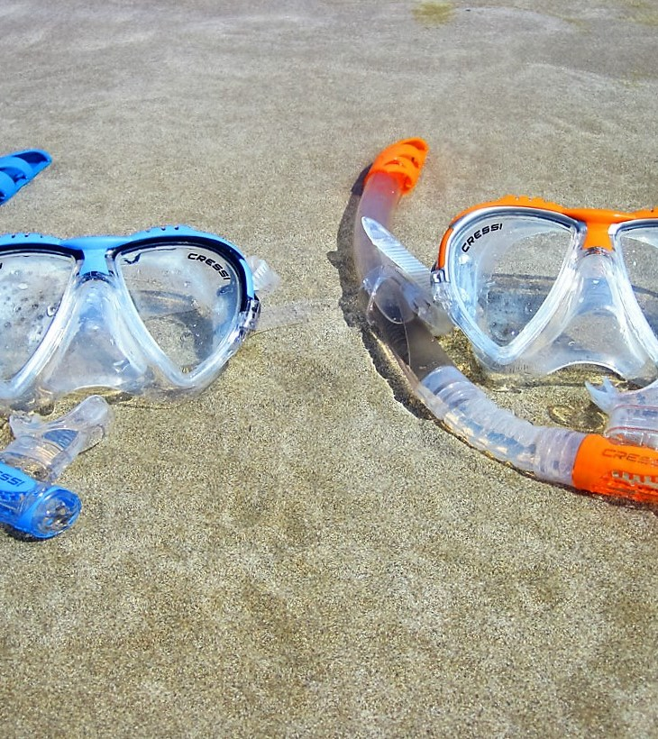 Cozumel snorkeling image