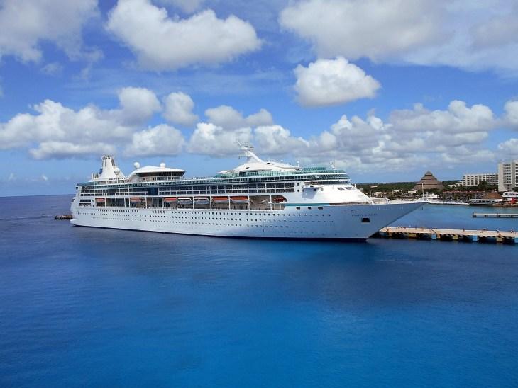 Cozumel cruise ship