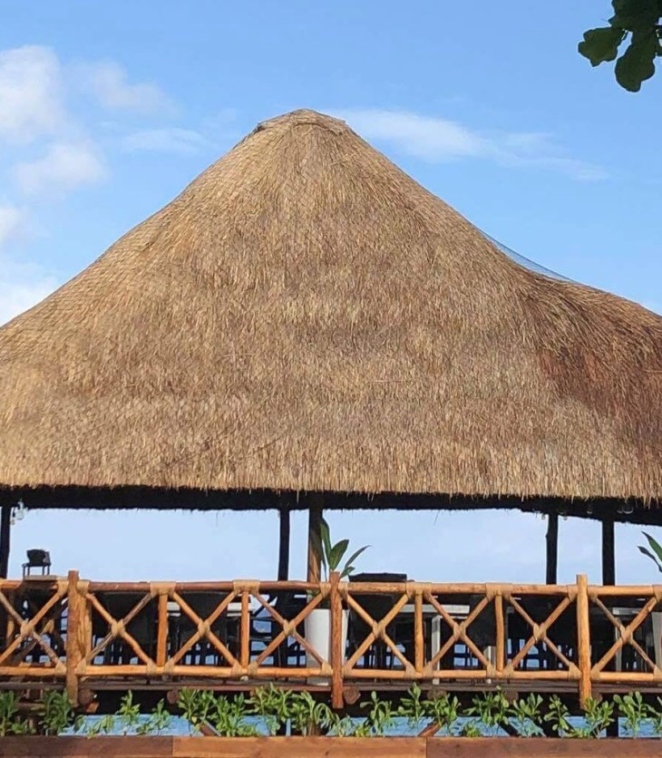 A new restaurant has opened on Cozumel Island - Hemingway
