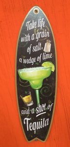 Cozumel My Cozumel Margarita sign