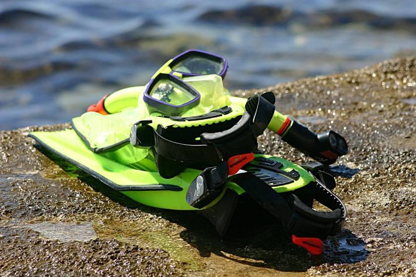 Cozumel My Cozumel snorkel gear