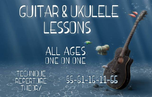 Cozumel My Cozumel free guitar lesson