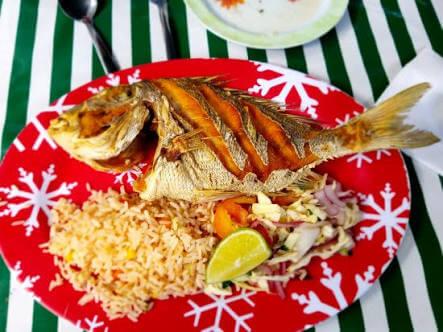 Cozumel My Cozumel Food Top 12 Must Eats pescado frito
