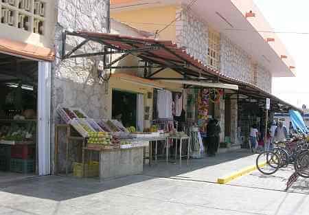 Cozumel My Cozumel mercado front