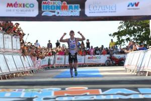 Cozumel My Cozumel Ironman 2018 finisher