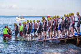 Cozumel My Cozumel Ironman 2018 swim