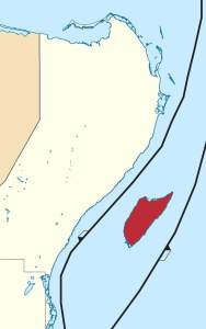 Cozumel Formation Faults