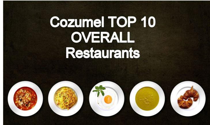 Cozumel My Cozumel Overall Restaurants